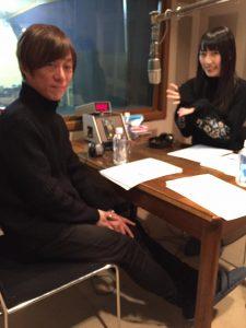 元AKB48松井咲子さんのラジオ番組の画像